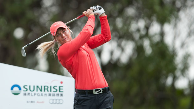 Suzann Pettersen during the Third Round of the 2012 Sunrise LPGA Championship presented by Audi