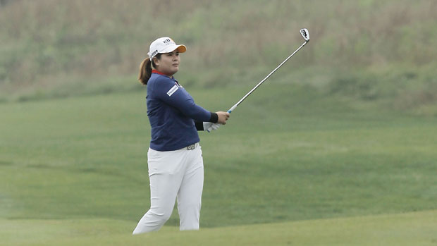 Inbee Park during the final round of the 2013 Reignwood LPGA Classic
