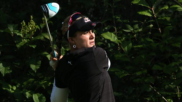 Lexi Thompson during the second round of the 2013 CN Canadian Women's Open