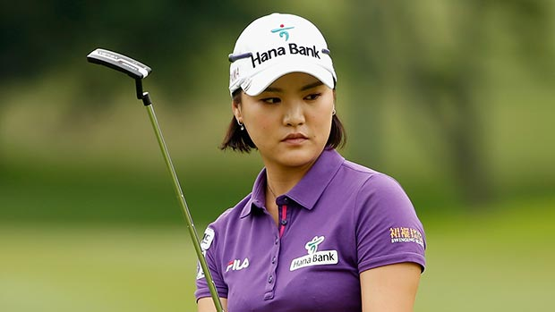 So Yeon Ryu during the second round of the Lorena Ochoa Invitational Presented by Banamex