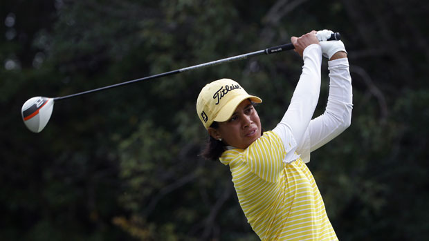 Julieta Granada during the 2013 Mizuno Classic