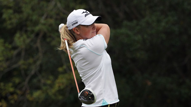 Stacy Lewis during the 2013 Mizuno Classic