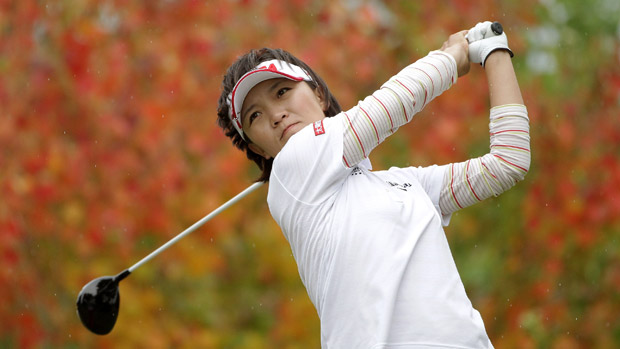 Teresa Lu during the 2013 Mizuno Classic
