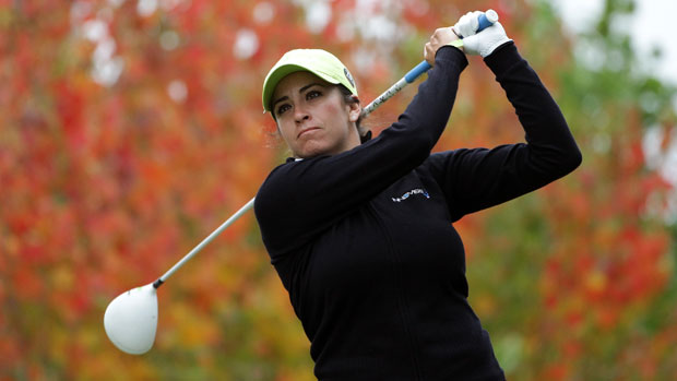 Gerina Piller during the 2013 Mizuno Classic
