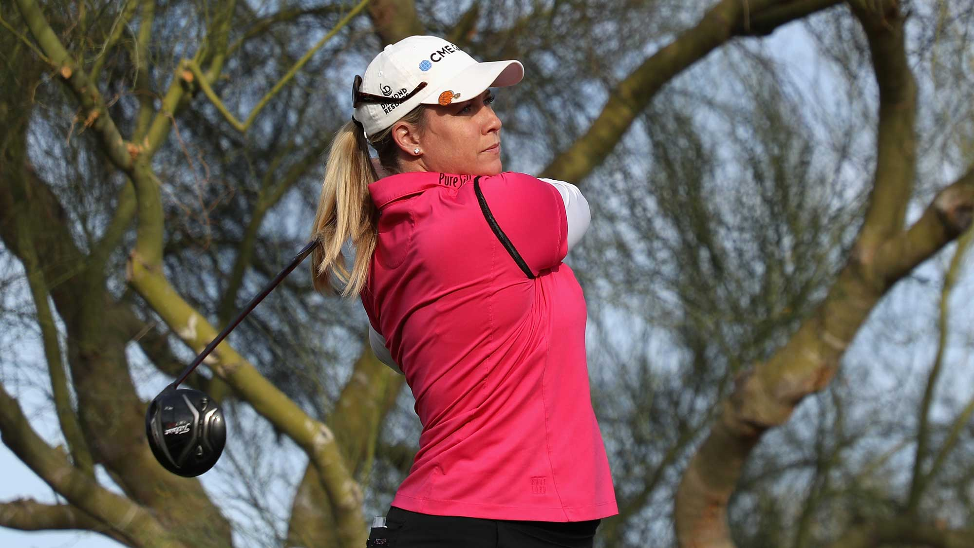 Brittany Lincicome Posts a 66 on Friday at Founders Cup
