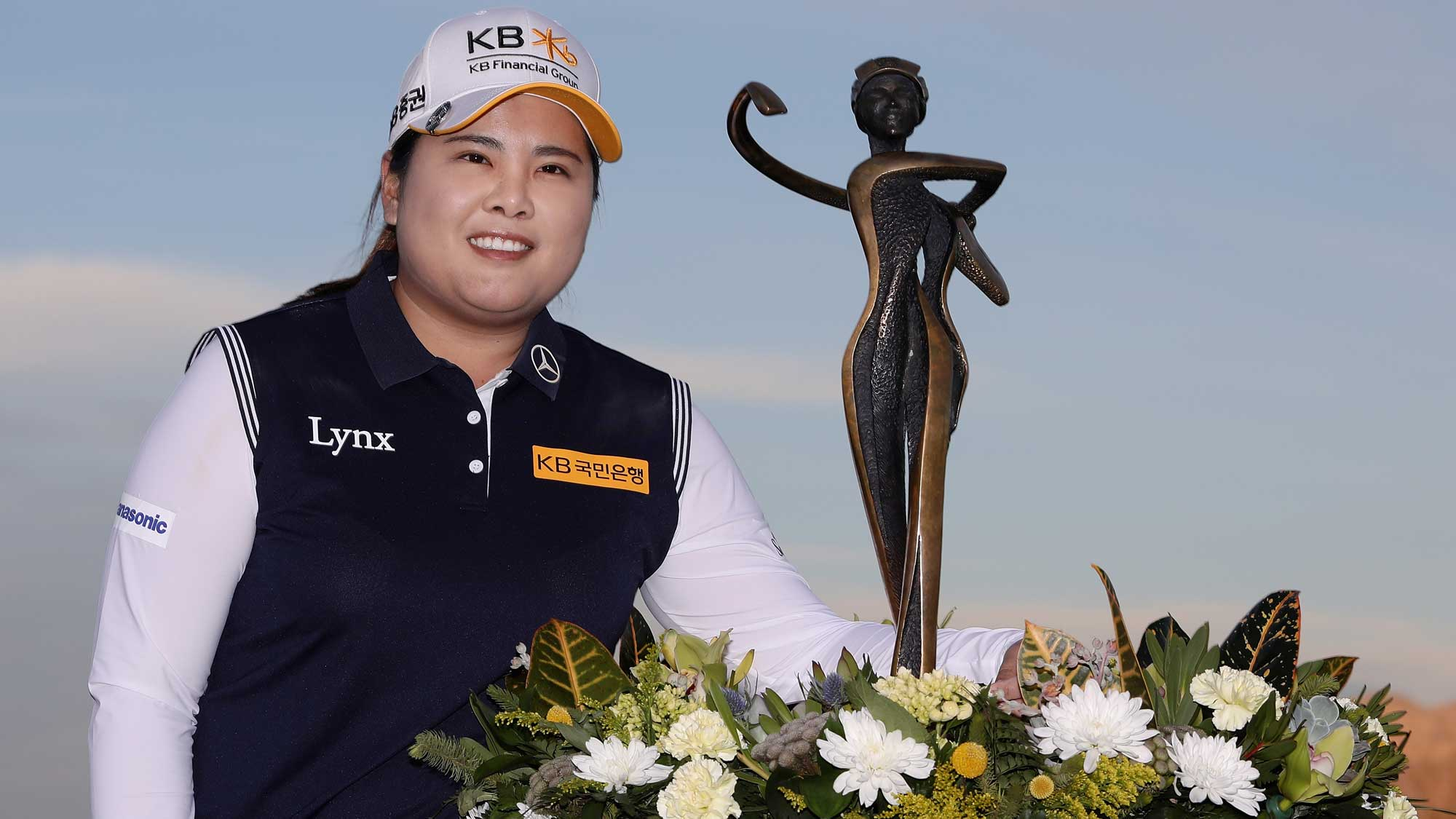 Inbee Park Wins the Founders Cup