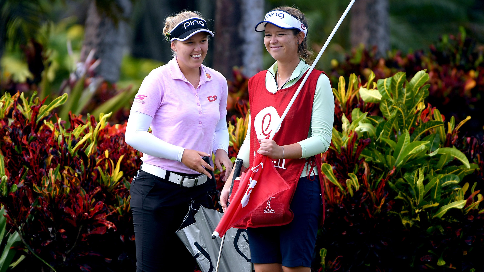 Brooke and Brittany Henderson Enjoy a Great Day Two in Hawaii
