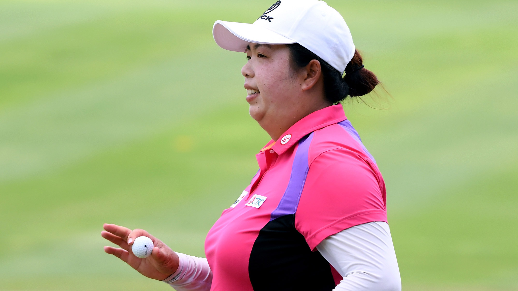 Shanshan Feng Posts a 67 in Round One