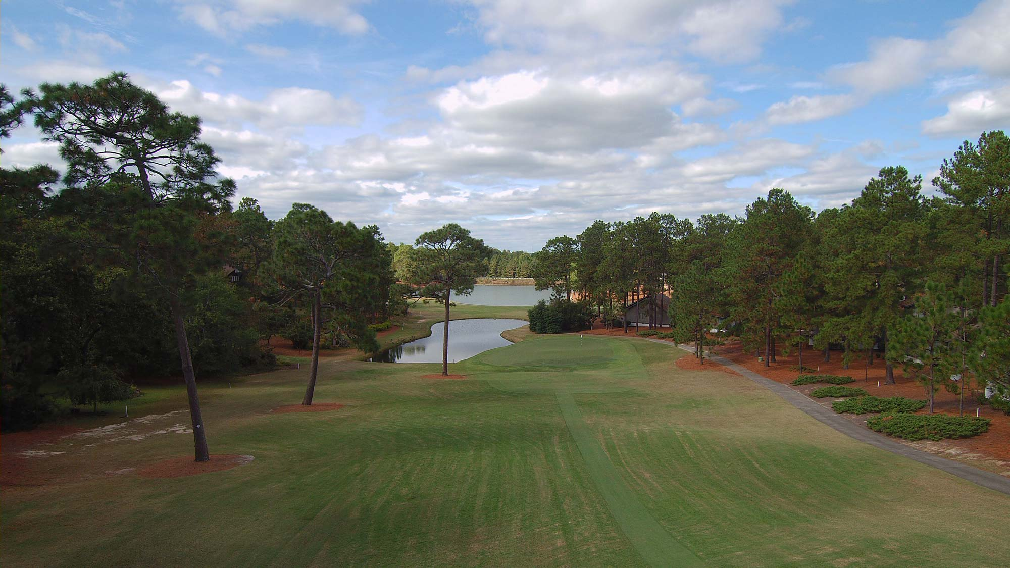 Views at Pinehurst No. 6 ahead of week one from LPGA Q-Series at Pinehurst Resort
